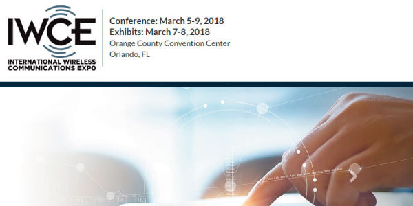 March 5-9, 2018 IWCE