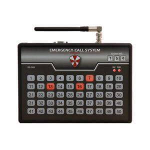 緊急呼叫器50按鍵顯示器