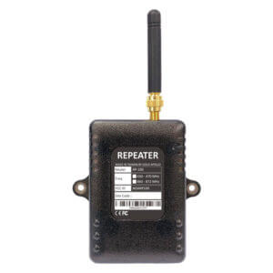 10mW POCSAG Repeater